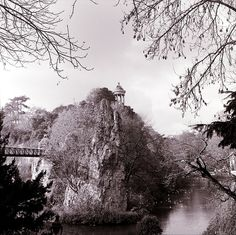 Buttes-Chaumont in Paris