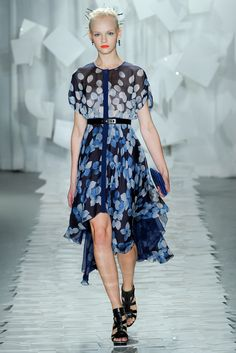 Jason Wu Spring 2012 Ready-to-Wear Collection Slideshow on Style.com
