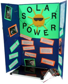 Science fair projects on pinterest science fair science for Solar energy projects for kids