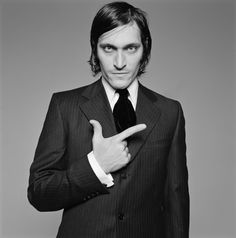 vincent gallo #michel_comte