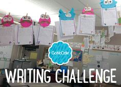 Activity Idea: GoNoodle Writing Challenge