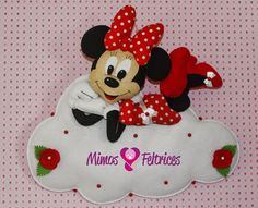 Mimos e Feltrices: minnie mouse