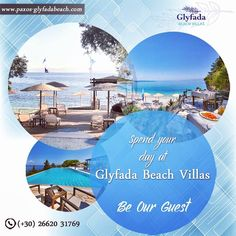 Book a villa in Paxos for holiday accommodation at idyllic island. Experience your luxury holiday with Glyfada house, Family Villas, Ionion Villas & Stone house. Greek Restaurants, Greece Holiday, Beach Villa, Resort Villa, Holiday Accommodation, Luxury Holidays, Greece Travel, Villas, Swimming Pools