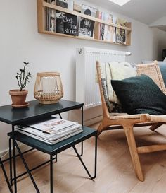 my scandinavian home: 15 Small Space Hacks To Learn From a Beautiful Danish Home