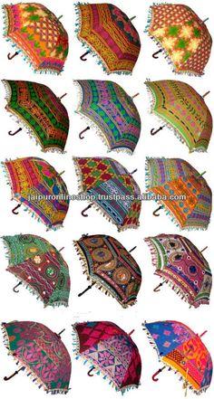 Winters umbrella collection , Summers Umbrella Collection