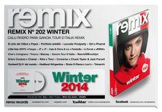 Remix 202 Winter 2014