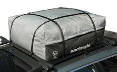 PackRight Sport 1 Car Top Carrier, Pack Right Sport Rooftop Cargo Bag - Videos, Installations & Reviews