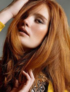 Du vénitien au cuivré rouge, le roux est la couleur tendance pour vos cheveux. On suit les conseils de trois coloristes : Christophe Robin, Frédéric Mennetrier et Romain Colors.