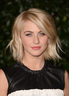 Julianne Hough Hair - nice light blonde.  a few different colours just makes all the difference