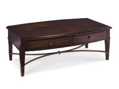 Intrigue Rectangular Cocktail Table | A.R.T. Furniture | Home Gallery Stores