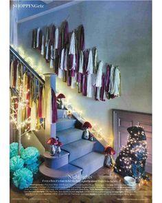 Pom Pom decoration | Living Etc Press Articles | Talking Tables Christmas Decs