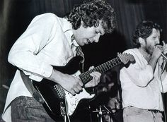PAUL BUTTERFIELD  - MIKE BLOOMFIELD - AND BLUES BAND