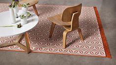 Carpet fringe @ KP Carpets www.alfombraskp.com