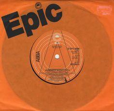 The Jackson Five Enjoy Yourself UK Promo vinyl single inch record) The Jackson Five, The Jacksons, Vintage Vinyl Records, Night City, Lps, Summer Nights, Label, Image