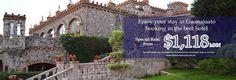 Hotel Castillo de Santa Cecilia | 5-Star Hotels in Guanajuato, Mexico