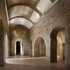 Basilica paleocristiana di San Pietro by Emanuele Fidone.