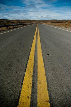 Ruta 40    Provincia de Santa Cruz, Patagonia, Argentina