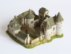 me ~ Total Battle Miniatures : Big Battalions : : 100 days Fantasy Castle, Fantasy House, Fantasy Map, Fantasy World, Wargaming Table, Wargaming Terrain, Waterloo Battlefield, Minecraft Castle, Fantasy Model