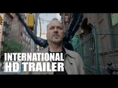 New Full-Length BIRDMAN Trailer: Michael Keaton Is About to Destroy What's Left of His Career -I NEED this in my life