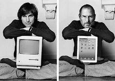 Steve Jobs ❤️
