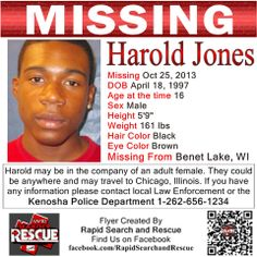 Delightful Current Missing Person Flyers From Wisconsin In The 2010s To Assist With  Amber Alerts And Missing Person Cases Through Flyer And Picture Sharing Onu2026 Regard To Missing Person Flyer