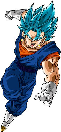 Vegetto SSJ Blue