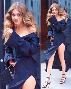 Gigi Hadid Gigi Hadid - Gigi Hadid Gigi Hadid You are in the right place about outfits party Here we offer you t - Gigi Hadid Looks, Gigi Hadid E Zayn, Style Gigi Hadid, Gigi Hadid Outfits, Bella Gigi Hadid, Gigi Hadid Hair, Gigi Hadid Dresses, Look Fashion, Fashion Models