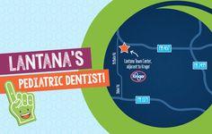 Lantana's Pediatric Dentist! Pediatric Dentist, Dental Care, Pediatrics, Dentistry, How To Get, School, Blog, Kids, Children
