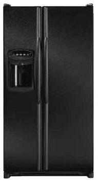 GE 220-240 Volt 50 Hertz 85cm Side/Side Black Color #Refrigerator GSE22KEWF BB (Price: $1499.00).