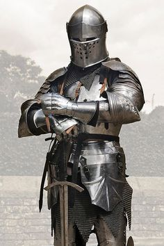 Medieval armor:The Knight