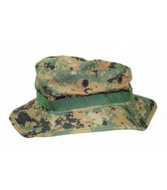 3316468e1ec0b Hat Boonie Woodland Digital Military Surplus