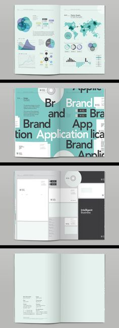 Brand Identity Guidelines continued