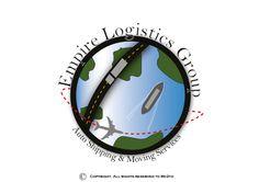 Empire Logestics Moving Services, Logo Design, Graphic Design, Empire, Clock, Logos, Decor, Watch, Decoration