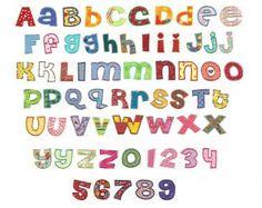 cheri applique alphabet machine embroidery font