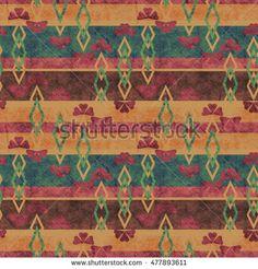 vintage seamless pattern texture dark on bright background