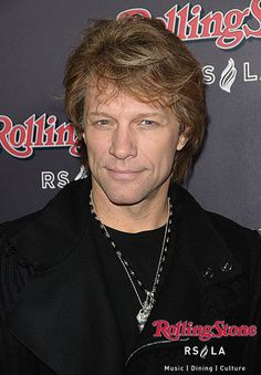 Bon Jovi at The Official Rolling Stone Magazine 2010 @AMAs After Party at #RollingStoneLA