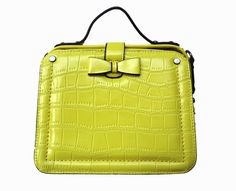 HOT YELLOW TOTE SB264 for more details visit www.streetbazaar.in #fashion #style #hot #yellow #tote