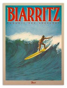 affiche-biarritz-paradis-des-surfeurs.jpg 936×1220 pixels
