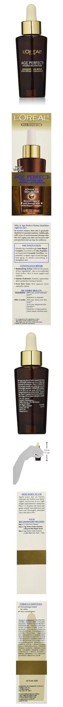 L'Oreal Paris Age Perfect Hydra-Nutrition Advanced Skin Repair Daily Facial Serum #beauty #lorealparis