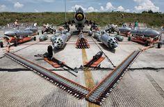#Poland #AirForce SU-22 with any armor :o  Foto:Mieczysław Orwat