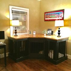 Excellent Screen RYOBI NATION - Dog Crate Thoughts The usage of a dog kennel has long been an important level of contention in the dog's perspective Furniture, Crate Furniture Diy, Crates, Diy Door, Crate Furniture, Crate Table, Dog Crate Furniture
