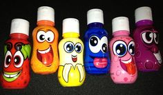 SCENTOS Washable Paint: your daily packaging smile : ) PD Painting Accessories, Washable Paint, Let The Fun Begin, Plastic Design, Edward Cullen, Packaging Design, Cool Designs, Branding, Rainbow