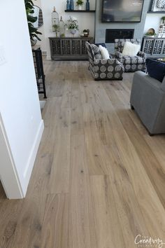 2018 Salt Lake City Parade of Homes Recap: Part 2 White oak wood floors. The post 2018 Salt Lake City Parade of Homes Recap: Part 2 appeared first on Wood Diy. Parade Of Homes, Home, White Oak Hardwood Floors, Flooring, New Homes, Small House Interior Design, Wood Floors Wide Plank, Oak Hardwood Flooring, Hardwood Floor Colors