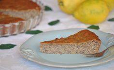 Pão e Beldroegas: Tarte de Batata Doce e Amêndoa