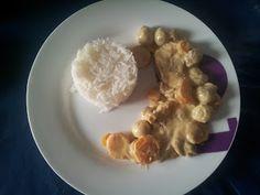 La cuisine de Mimi: Filet mignon de porc au cidre et à la crème fraîch...