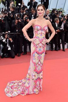 Cannes Film Festival 2016: What Everyone Wore on the Red Carpet - Cannes Film Festival 2016: What Everyone Wore-Wmag