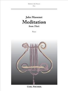 Meditation From Thais (Solo Part)
