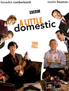Sherlock as a sitcom...lol