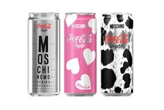 coca cola in moschino 1