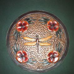 Leather craft by Gordie Galloway, Roycroft Artisan